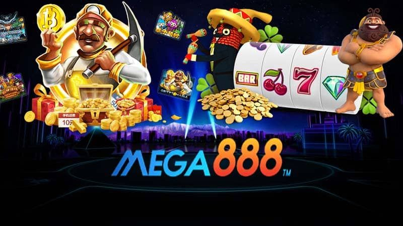 mega888 they combine multiple games in one application
