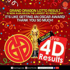 gd lotto the most poppular 4D betting casino in Malaysia right now