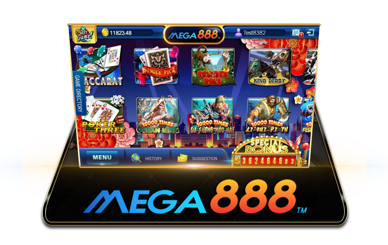 mega888 you can try small betting games Look for promotional offers